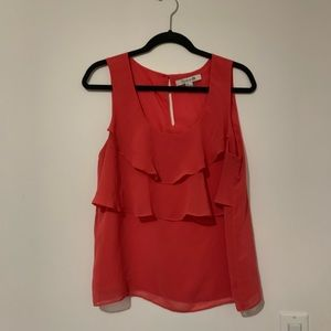 Forever 21 tiered coral tank
